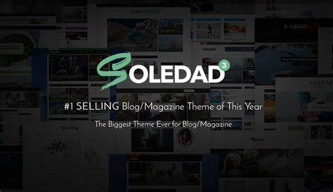 soledad theme review