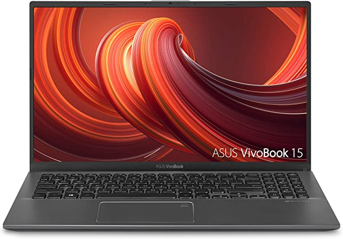 Asus Vivobook 15: full value for money and the ideal choice and one of the best cheap laptop for programming.