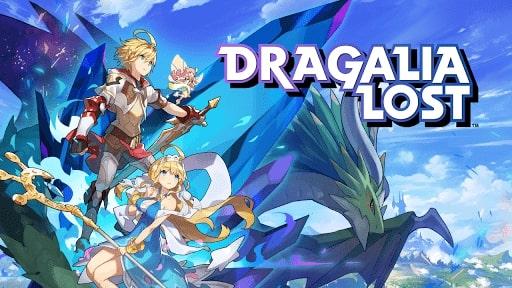 Draglia Lost: Gacha Game from Nintendo