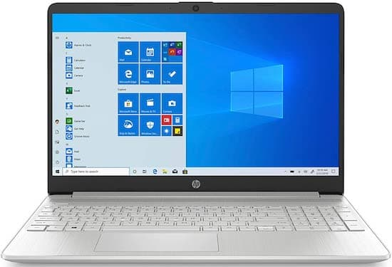 Best budget programming laptops: HP 15-dy1036nr laptop the complete all-round bundle for programmers.