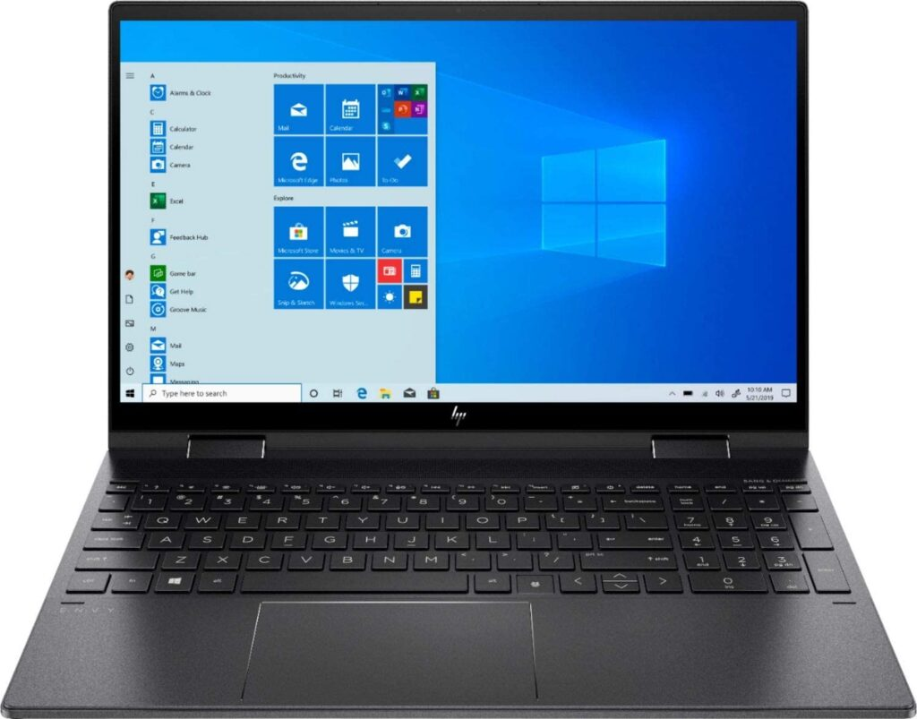 HP Envy x360 13 is your best midrange 2-in-1 notebook