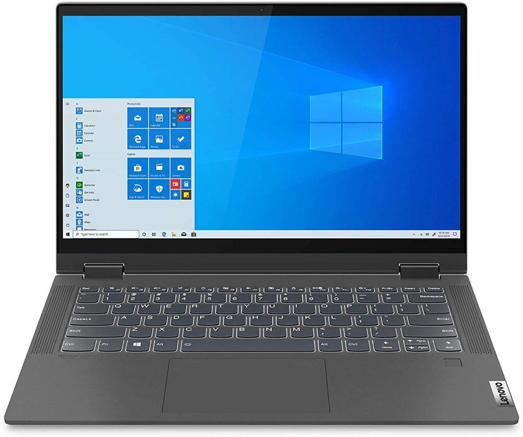Lenovo Flex 5: One of the best budget laptops for programming