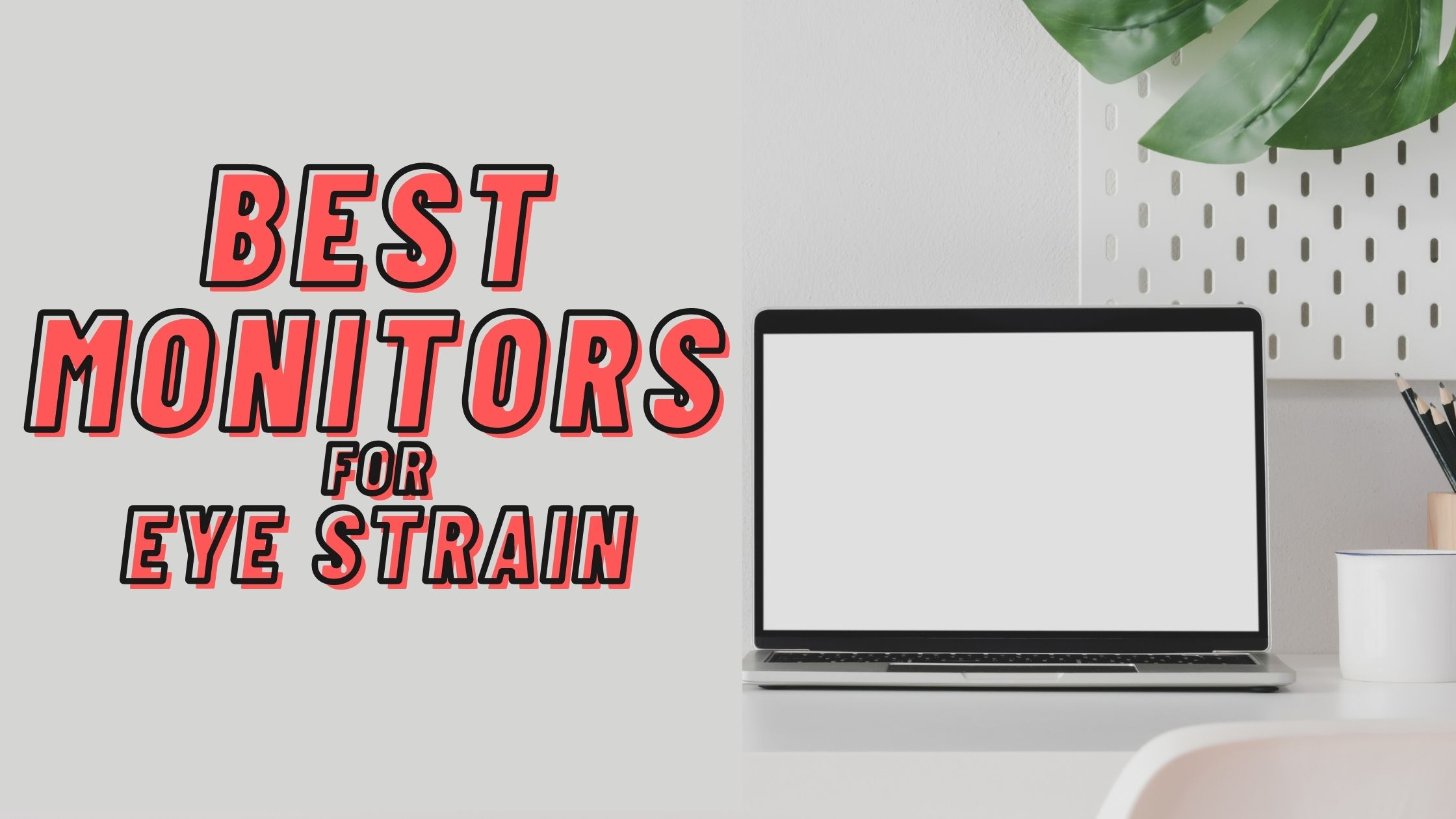 Best Monitors for Eye Strain