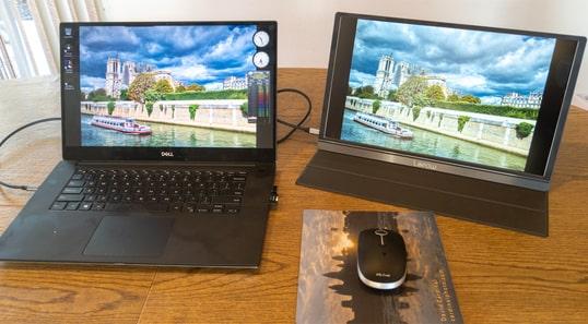 Choosing a portable monitor