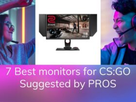 7 Best monitors for CS GO