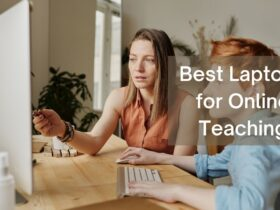 Best Laptops for Online Teaching