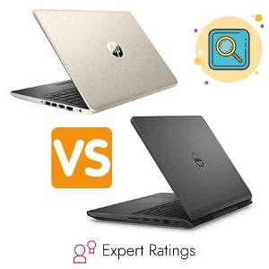 Dell Vs HP Laptops comparison