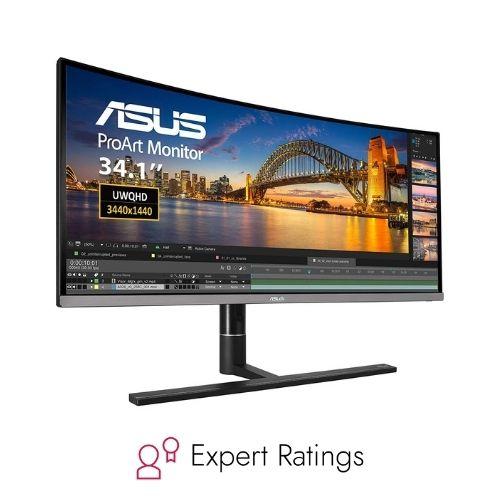 "ASUS ProArt 34"" Ultrawide Monitor"