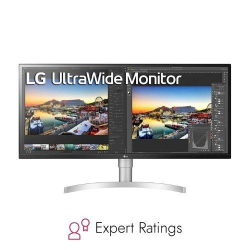 LG 34WL850-W UltraWide Monitor