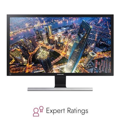 """Samsung U28E590D 28"""" LED Monitor"""