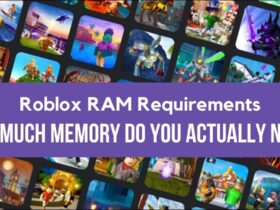 How much RAM do I need for Roblox?