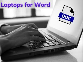 Best Laptop for Word