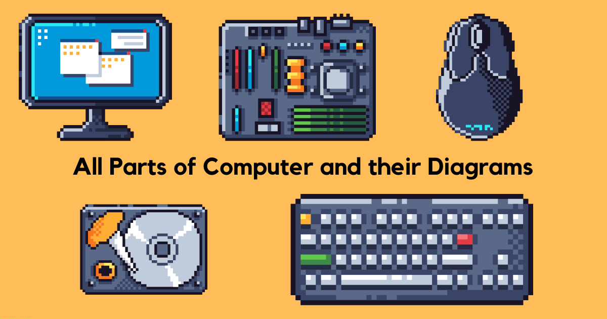 Computer Parts and Functions